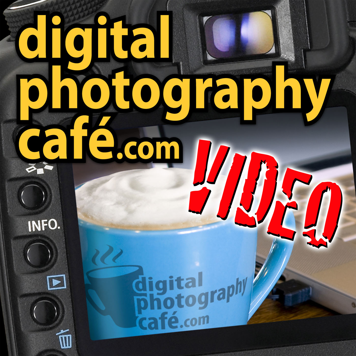 The Digital Photography Cafe Show | Serving up the hottest photography news and commentary